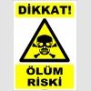ZY2398 - Dikkat Ölüm Riski