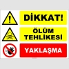ZY2411 - Dikkat Ölüm Tehlikesi, Yaklaşma