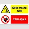 ZY2703 - Robot Hareket Alanı, Yaklaşma