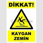ZY2786 - Dikkat! Kaygan Zemin