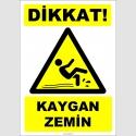 ZY2787 - Dikkat! Kaygan Zemin