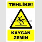 ZY2798 - Tehlike! Kaygan Zemin