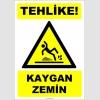 ZY2800 - Tehlike! Kaygan Zemin