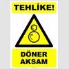 EF1258 - Tehlike! Döner Aksam