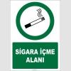 EF1306 - Sigara İçme Alanı
